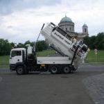 Recyklační nástavby - Recyklace W&R