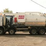 Výměnná nástavba sací FABOK KCAS 12 ADR FL