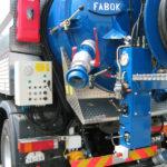 Kombinovaná saco-kanalizační nástavba FABOK CASK 10/5