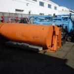 Kontejnerová kropicí nástavba